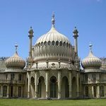 brighton pavilion is