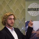 Comedian Seann Walsh supporting Amaze