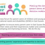 East Sussex Parent Carer Forum